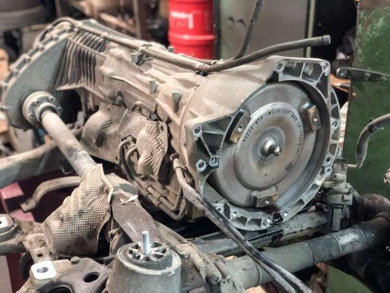 Замена цепи ГРМ VW Touareg 3,2 VR6